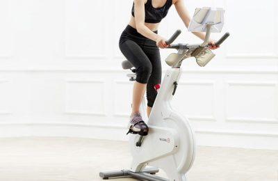máy đạp tập thể dục